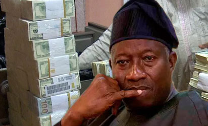 Breaking: There are proofs CBN withdrew N100bn for Jonathan before 2015 elections – Presidency reportedly claims