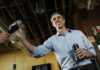 O'Rourke stocks campaign with Obama and Clinton alums