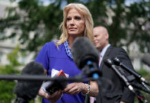Kellyanne Conway accuses Pelosi of treating her like a 'maid'