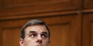 Why Justin Amash's Anti-Trump Solo Act Is Doomed