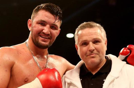 Hughie Fury: British heavyweight 'ready to fight anyone' after Chris Norrad win