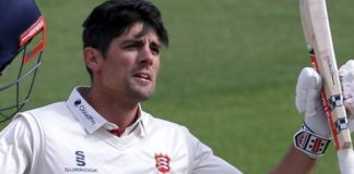 County Championship: Alastair Cook makes 125 for Essex before Kent fight back