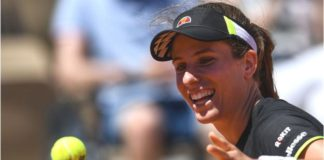Johanna Konta 'can play even better' as Briton eyes French Open semi-finals