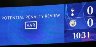 VAR replays to be shown on screens at Premier League matches