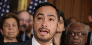 Dems clash over funding for Trump's migrant crisis