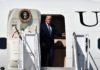 Trump dropping back into harsh reality after royal treatment abroad