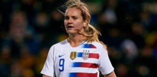 Women's World Cup 2019: Lindsey Horan says USA thrive on pressure