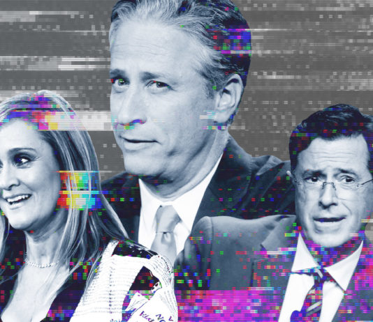 How Trump Turned Liberal Comedians Conservative