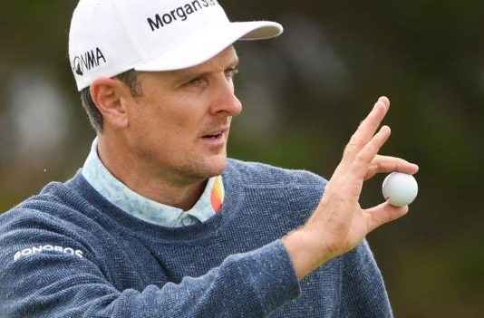 US Open: Justin Rose trails Gary Woodland by one, Rory McIlroy in contention