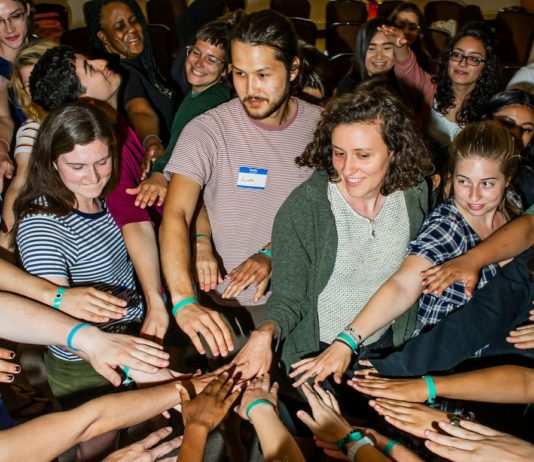 My Weekend At the Activist Bootcamp Trying to Reshape the 2020 Race