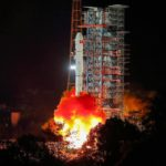 Are the U.S. and China on a war footing in space?