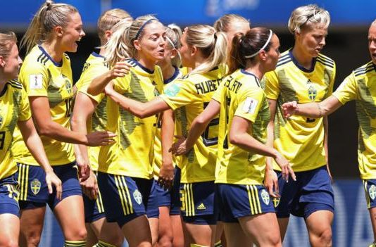 Women's World Cup: Sweden defeat Thailand 5-1 to reach the last 16