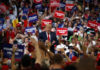 'Keep America Great' makes the crowd go wild