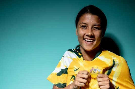 Women's World Cup: Captain, icon, record-breaker – who is Sam Kerr?