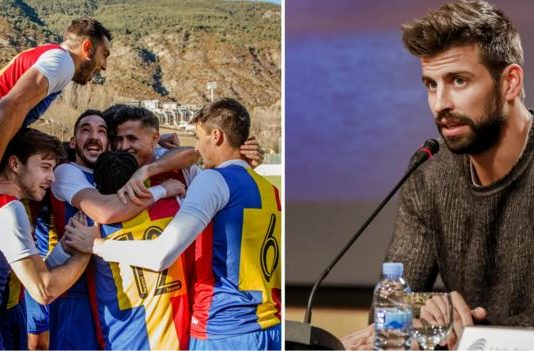 Gerard Pique & FC Andorra: Why Barcelona defender bought a fifth-tier Spanish team
