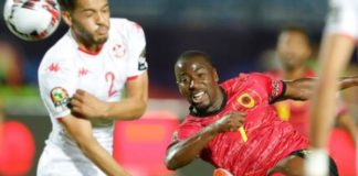 Africa Cup of Nations 2019: Angola fight back to hold Tunisia
