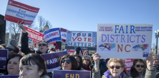 The nationwide battle over gerrymandering is far from over
