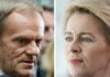 Surprise finish, uncertain consequences, in race to choose new EU leaders