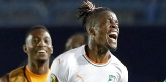 Mali 0-1 Ivory Coast: Wilfried Zaha scores winner in Africa Cup of Nations tie