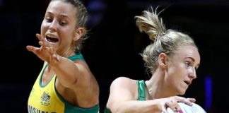 Netball World Cup 2019: Holders Australia hammer Northern Ireland in opener
