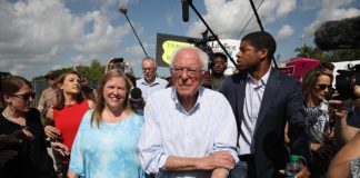 'We're going to call it out': Sanders team thinks media is writing him off
