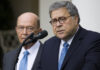 House holds William Barr, Wilbur Ross in criminal contempt of Congress