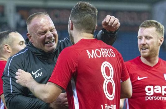 Kilmarnock 0-2 Connah's Quay Nomads: Scots stunned by Welsh