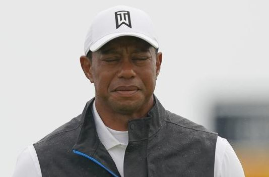Tiger Woods says he's not consistent as he misses cut at The Open