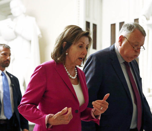 Democrats say White House offer on budget deal has 'nonstarters'