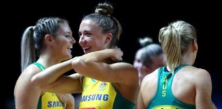 Netball World Cup 2019: Australia beat South Africa in thrilling semi-final