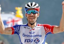 Tour de France 2019: Pinot wins stage 14 as Thomas loses time