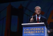 'Another white guy in the race': Dems perplexed by Tom Steyer's run