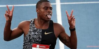 US Championships: Christian Coleman eases to victory in 100m final