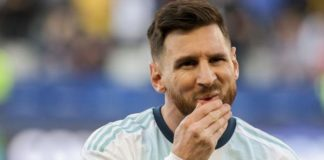 Lionel Messi: Argentina forward banned from international football for three months