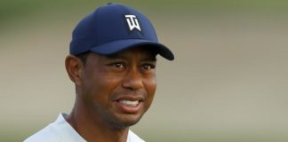 Tiger Woods shoots four-over at first PGA Tour play-off event