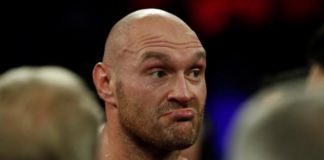 Tyson Fury v Otto Wallin: Las Vegas bout confirmed for 14 September