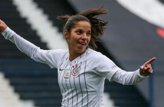 Corinthians women equal world record for number of wins