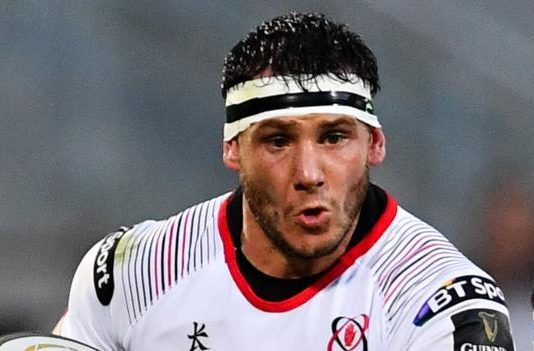 Marcell Coetzee: Ulster's South African back row ruled out of World Cup