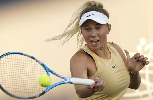 US Open 2019: Amanada Anisimova withdraws after death of her father Konstantin