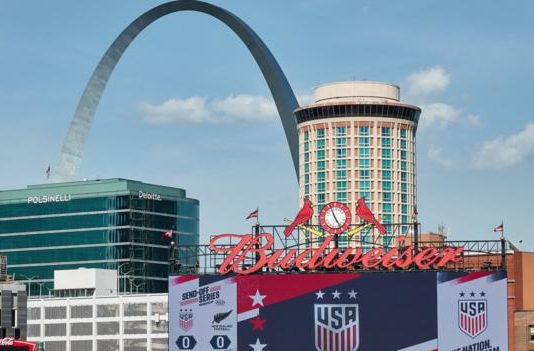 St Louis to join MLS in 2022 and become league's 28th team