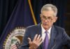 Jerome Powell says Fed prepared to act to sustain recovery