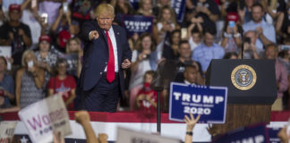 Trump, GOP fret loss in bellwether House special election