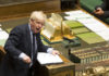 Tory rebels defy Boris Johnson with vote to take control of parliament