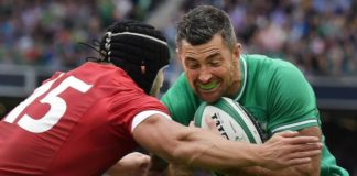 Rugby World Cup: Ireland beat Wales 19-10 in final warm-up game