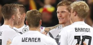 Euro 2020: Northern Ireland 0-2 Germany