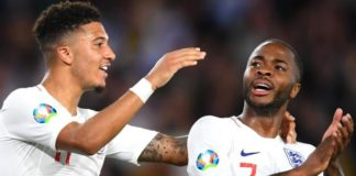 England 5-3 Kosovo: Kane and Sterling score for hosts
