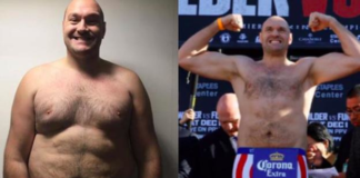 Tyson Fury v Otto Wallin: The team behind Fury's transformation, in body and mind
