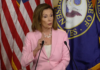 Speaker Pelosi holds her ground on impeachment