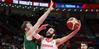 Basketball World Cup: Spain beat Australia in double overtime to reach final