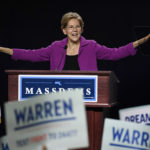 Biden allies attack Warren's electability